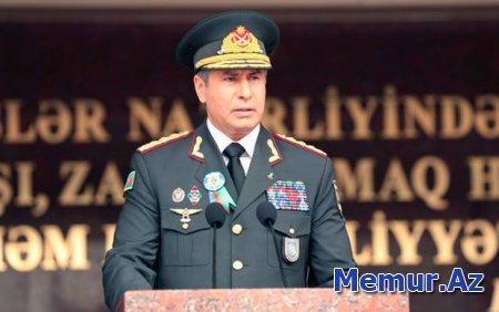 Vilayət Eyvazov polis polkovnikinə vəzifə verdi