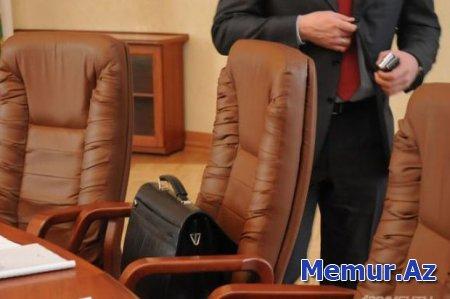 Oğuz Rayon İcra Hakimiyyətinə yeni kadr təyinatı olub – FOTO