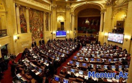 Kolumbiya Senatı Xocalı faciəsi ilə bağlı bəyanat qəbul edib
