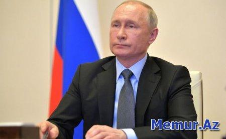 Putin Təhlükəsizlik Şurası ilə Qarabağdakı vəziyyəti müzakirə etdi