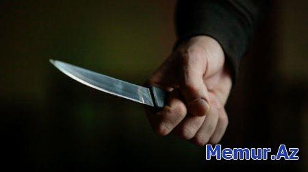 Bakı sakininə 6 bıçaq zərbəsi vuruldu