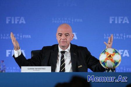"""FIFA Prezidentindən Superliqa açıqlaması: """"Klublar bunun nəticələrinin nə olacağını bilirdilər"""""""