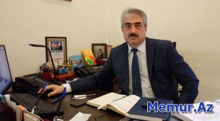 Tanrıverdi Mustafayevə vəzifə verildi