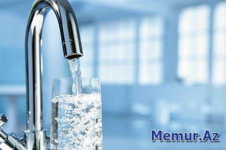 Abşeron və Sumqayıtda içməli suyun verilməsi dayandırılır