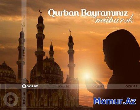 Bu gün Azərbaycanda Qurban bayramıdır