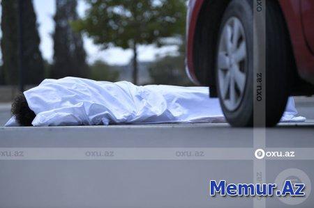 Neftçalada yol qəzası: Ölən və yaralananlar var