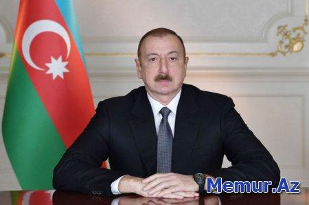 Prezident Memorandumu təsdiqlədi - FƏRMAN