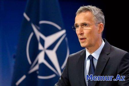 """NATO Baş katibi: """"Çinin iqtisadi qüdrətinin artması alyans üçün təhdiddir"""""""
